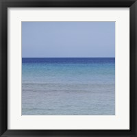 Beach I Framed Print