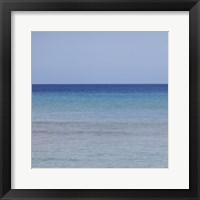 Framed Beach I