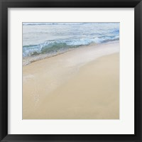 Beach VI Framed Print