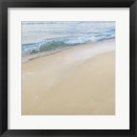 Beach VI Framed Print