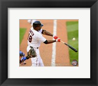 Framed Torii Hunter 2015 Action