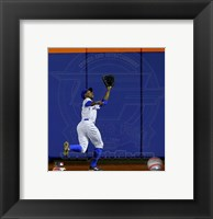 Framed Curtis Granderson 2015 Action