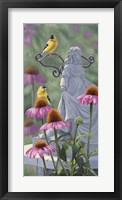 Framed Garden Angels