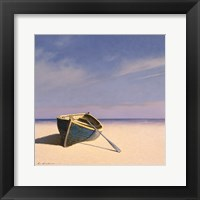 Beached Boat 1 Framed Print