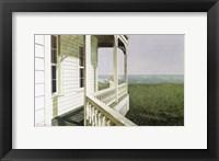 Framed Nantucket Light
