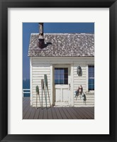 Framed Oars and Buoys