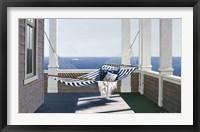 Framed Striped Hammock