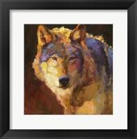 Framed Amadeus Wolf