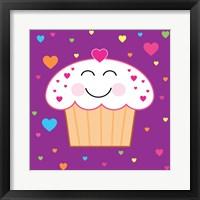Framed Cupcake