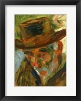 Framed Head of an Old Man 1909