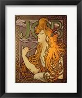 Framed Job - Cigarette Paper Ad
