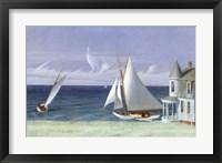 Framed Lee Shore, 1941