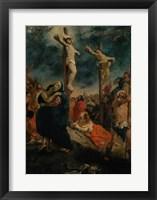 Framed Crucifixion, 1835