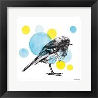 Framed Sketchbook Lodge Bird