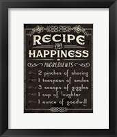 Framed Life Recipes IV