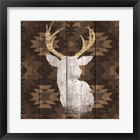 Framed Precious Antlers II