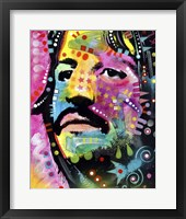 Ringo Starr Framed Print