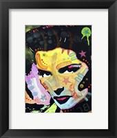 Framed Katherine Hepburn