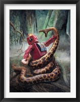 Framed Snakefight