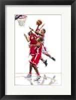 Framed Basket Ball 2
