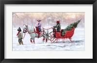 Framed Pony Cart 1