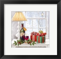 Framed Xmas Table 1