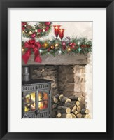 Framed Woodburner