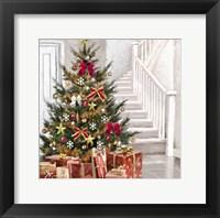 Framed Presents Under Tree 1