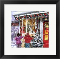 Framed Toy Shop 3