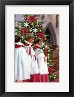 Framed Choir