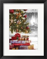 Framed Presents Under Tree 2