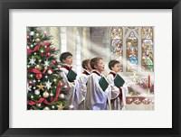 Framed Choirboys 3