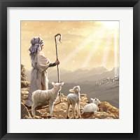 Framed Shepherd Boy 3
