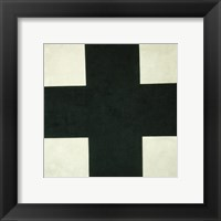 Framed Black Cross, c. 1923