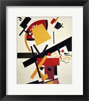 Framed Suprematism, 1915