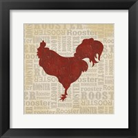 Farm Animals II Framed Print