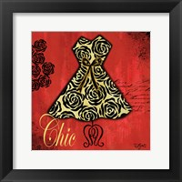 All Dressed Up I Framed Print