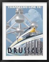 Framed Brussels