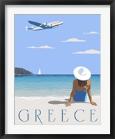 Framed Greece