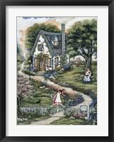 Framed Sisters Cottage