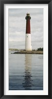 Framed Barnegat Lighthouse