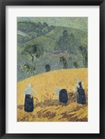 Framed Harvest,  1920-25