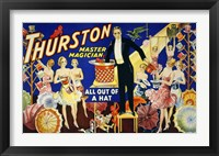 Framed Thurston, Master Magician