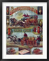 Framed Fire Extinguisher Mfg Co.