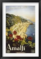 Framed Amalfi