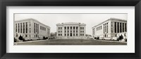 Framed Harvard Medical School, Panorama