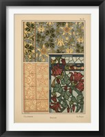Plate 12 - Columbine Framed Print