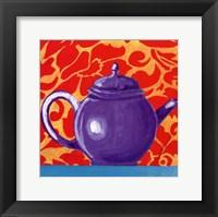 Framed Tempest in a Teapot I