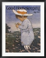 Framed Good Housekeeping IV