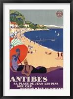Framed Antibes